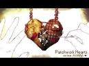 【VOCALOID ORIGINAL】Patchwork Hearts【vio☆ feat. AVANNA】(offvocal/VSQx)