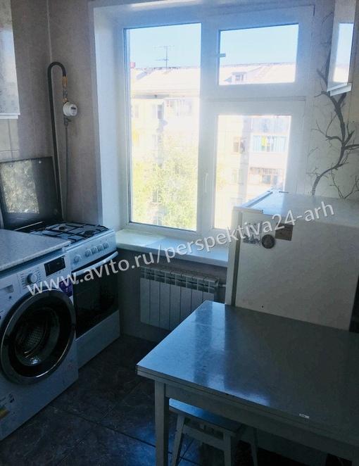 квартира в панельном доме Северодвинская 68 к1