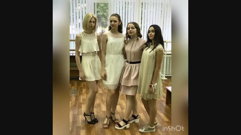 Моя Анна Олеговна