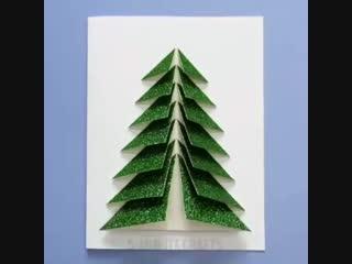 Делаем новогодние открытки