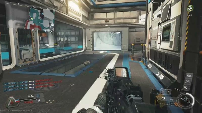 Call of duty: infinity warfare - multiplayer