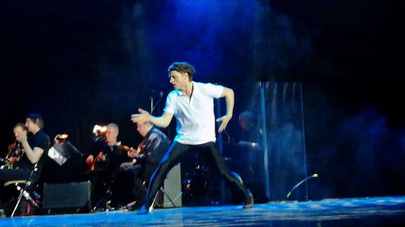 Billy Elliot - Electricity (Broadway Dreams 2018 - Эрик Дик, Денис Айзин)