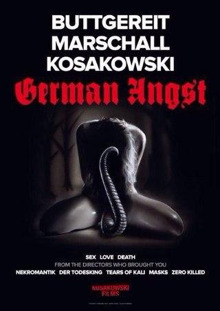 Немецкий страх (2015)