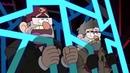 Gravity Falls - Bill Cipher Death Romanian