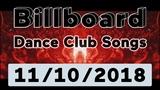 Billboard Top 50 Dance Club Songs (November 10, 2018)