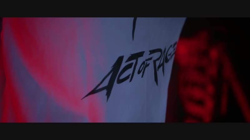 Act of Rage MC Jeff - Subject Hostile (Official Shockerz 2018 Anthem)