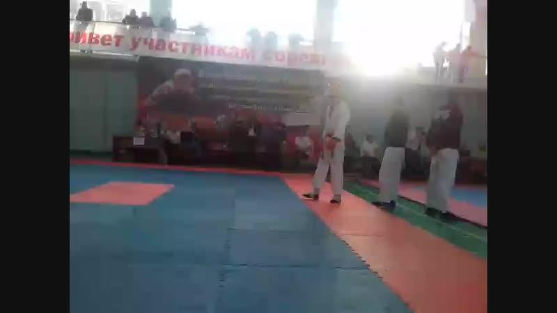 Канск. 1 бой. Красный
