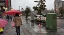 2018.9.20 Tokyo Suburb Light Rain - Uniq T2 iPhone Stabilizer Test by
