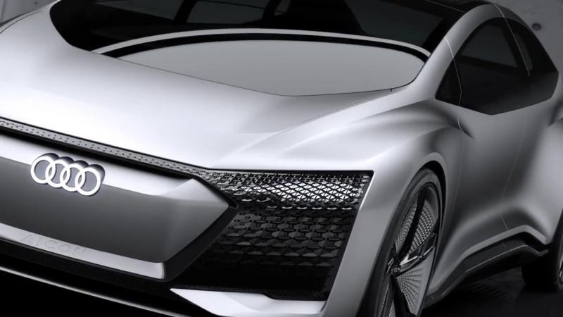 Безупречное будущее. Audi Aicon