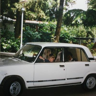 Игорь Саенко, 24 июля 1988, Ялта, id155496315