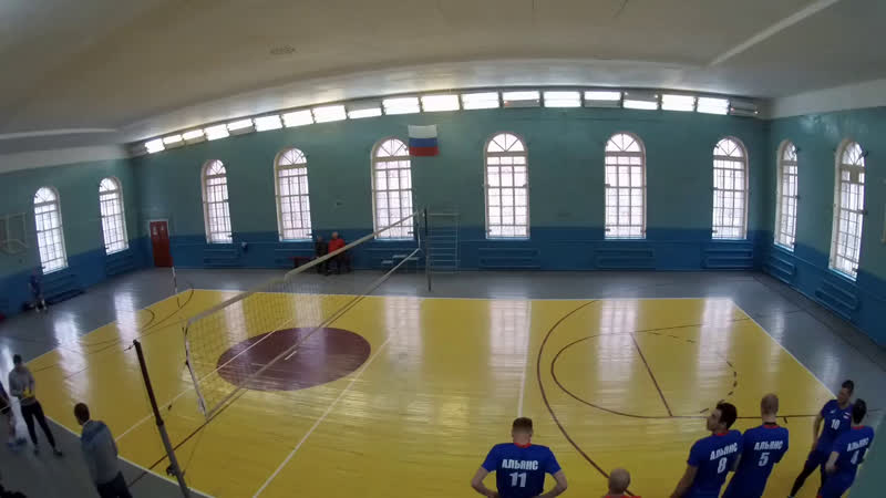 Волейбол. Финал - чемпионат. г Орла Альянс vs Центробанк