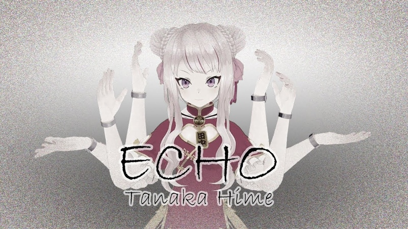 田中ヒメ耐久 ECHO 女児語で歌って踊ってみた