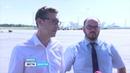 Авиапатрулирование пожароопасных территорий Удмуртии с участием Ярослава Семенова