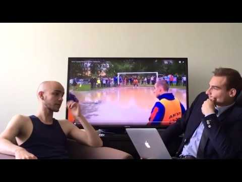 Орально аналитическое шоу Кайф вдвоём от Simbirskiy Football Tears Episode 1