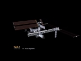 Что за ХРЕНЬ в виде МКС летает над Плоской Землей, посмотрим в телескоп