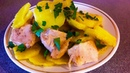Сочный и ароматный ужин в микроволновке за 20 минут Обалденное вкусное блюдо Без возни