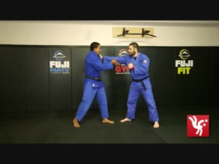 Judo Foot Sweep That Works With Colton Brown
