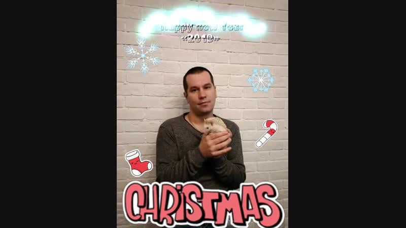 С Новым Годом 2019 Last Christmas
