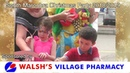 Christmas 2018 2019 at the Walsh's Village Pharmacy