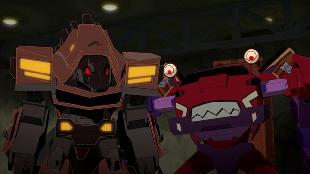 Transformers_ Robots in Disguise — Combiner Force — Season 3 Episode 18 «Breathi русская озвучка