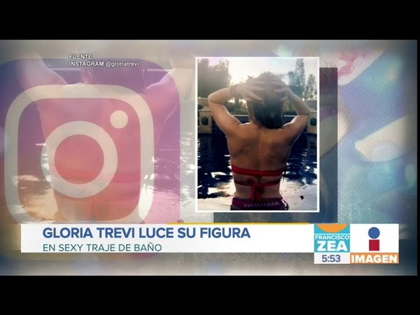 ¡Gloria Trevi presume cuerpazo en sus redes sociales! | Noticias con Paco Zea