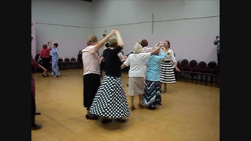 Последний танец НОТР ДАМА из моих видеозаписей на нашей встрече