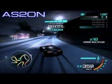 NFS Carbon Drift  Fortuna Heights  8 laps  129.099.567 WR