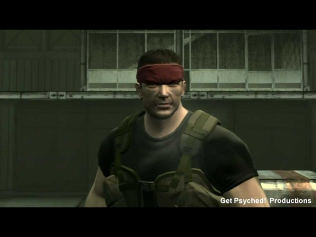 Metal Gear 2: Solid Snake MGO Rendition [Director's Cut] (Part 9: Gray Fox)