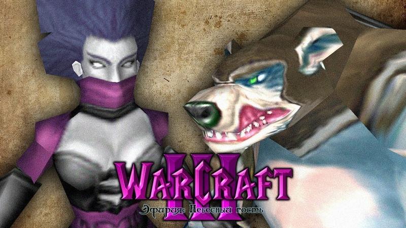 6 СЕКТА ТАЙНЫХ НЕКРОФИЛОВ / Охотник на ведьм / Warcraft 3 Эфирия: Небесный гость прохождение