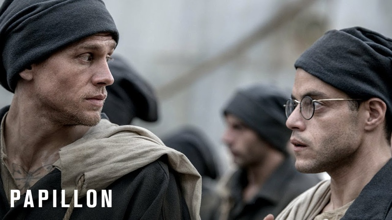 PAPILLON | Were All Scorpions in Here Clip