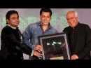 Salman Launches Kapil Sibal AR Rahman's music album Raunaq