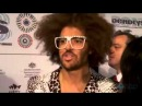 Redfoo opens up on Azarenka relationship.