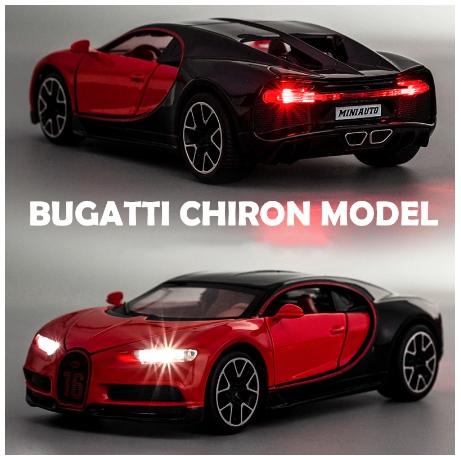 Модель автомобиля Bugatti