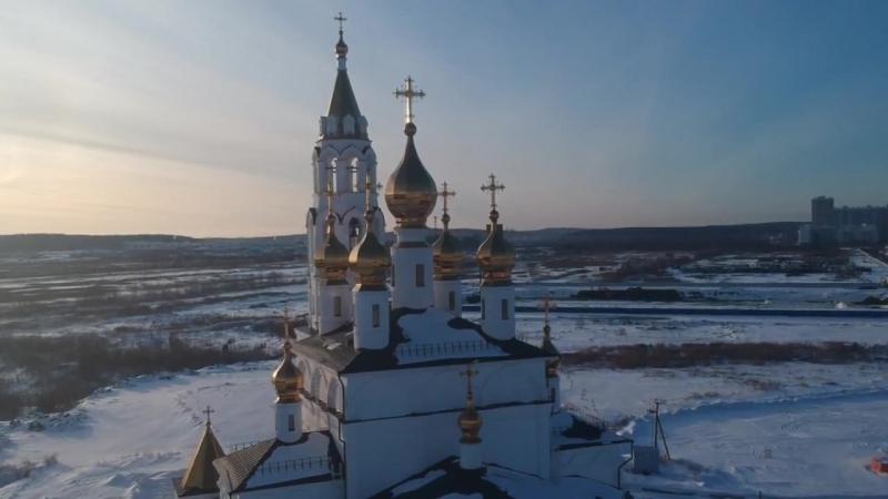 Храм во имя святых Божьих строителей р н Академический