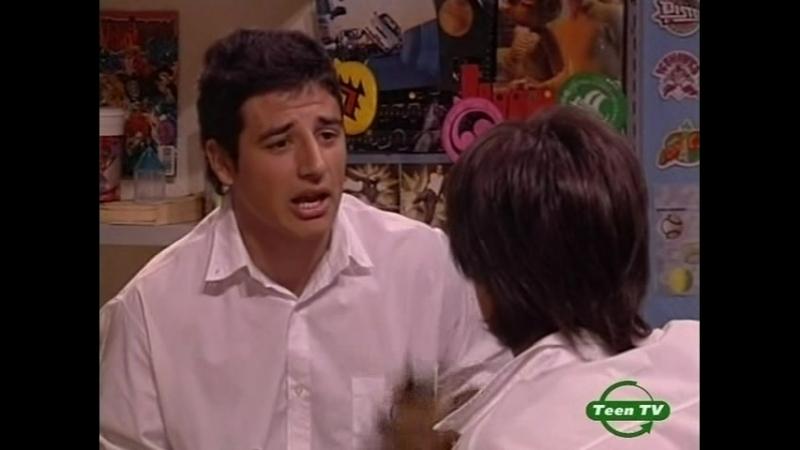 Мятежный дух (сер-л 2002-2003, Аргентина) сезон 2 эпизод 147