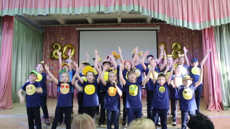 2В - Битва хоров в начальной школе 2018