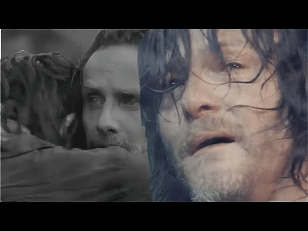 Rick and Daryl Brother 9x05 TWD