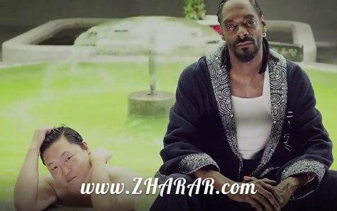 Psy мен Snoop Dogg бірлесіп бейнебаян түсірді (видео)