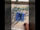 Новый видео МК Окно в Прованс
