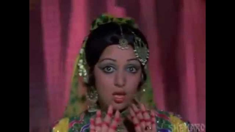 Mera Naam Ramkali - Hema Malini - Jaaneman - Lata Mangeshkar - Laxmikant Pyarelal - Hindi Song