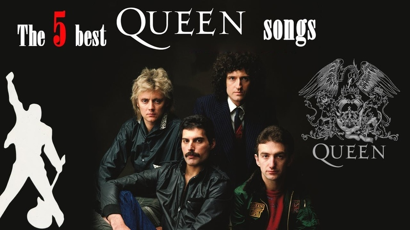 The 5 best Queen songs and 170 documentary photos.