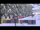 Tour de Ski 2013-14. Cortina-Toblach. Мужская гонка преследования 35 км.