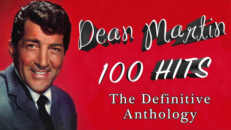 Dean Martin - 100 Hits - The Definitive Anthology (4.5 HOURS of Pop - Swing)