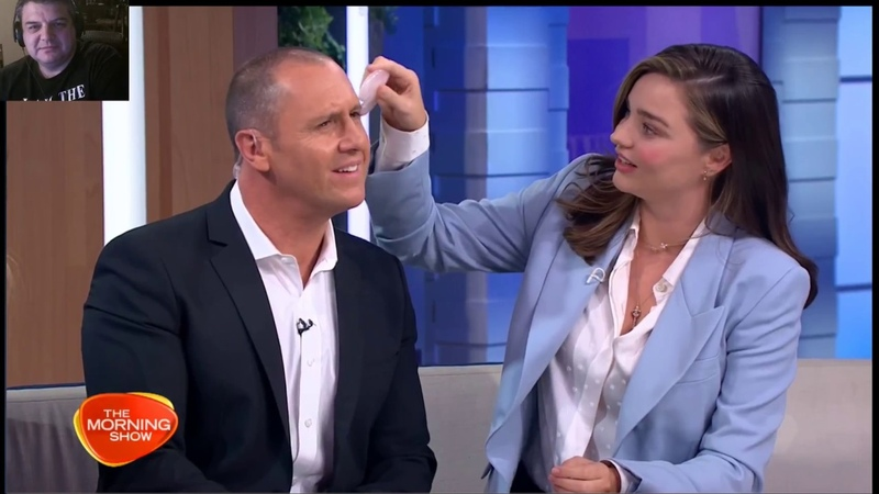Интервью | Miranda Kerr - Life in The Glam Lane - The Morning Show On 7 | 4 октября 2018