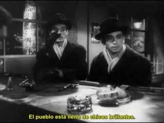 Los Asesinos (Ubiitsy, 1958) / Andrei Tarkovsky