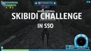 SKIBIDI CHALLENGE IN SSO [СКИБИДИ ВАПА-ПА-ПА]