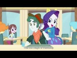 Equestria Girls - Helping Twilight Sparkle win the crown(Русский дубляж)