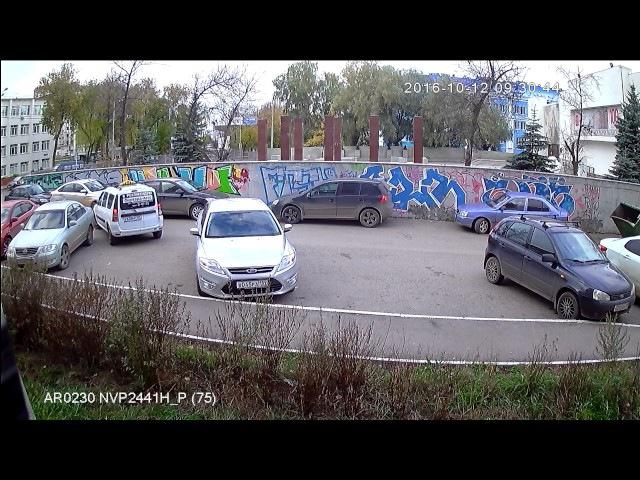 Уличная AHD камера Elex OF3 Master AHD 1080P IR-MAX - день