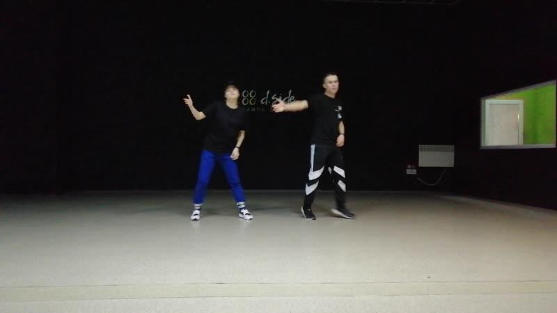 Choreo by @andriiosadchuk __ choreography hiphop hiphopchoreo dside kyiv sashkayaroshenko