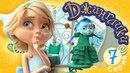 Джинглики • 1 сезон • 7 серия «Платье Принцессы»